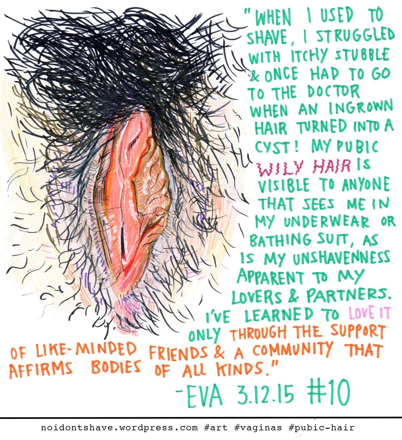 Ingrown pubic hair - Ingrown Pubic Hair 14